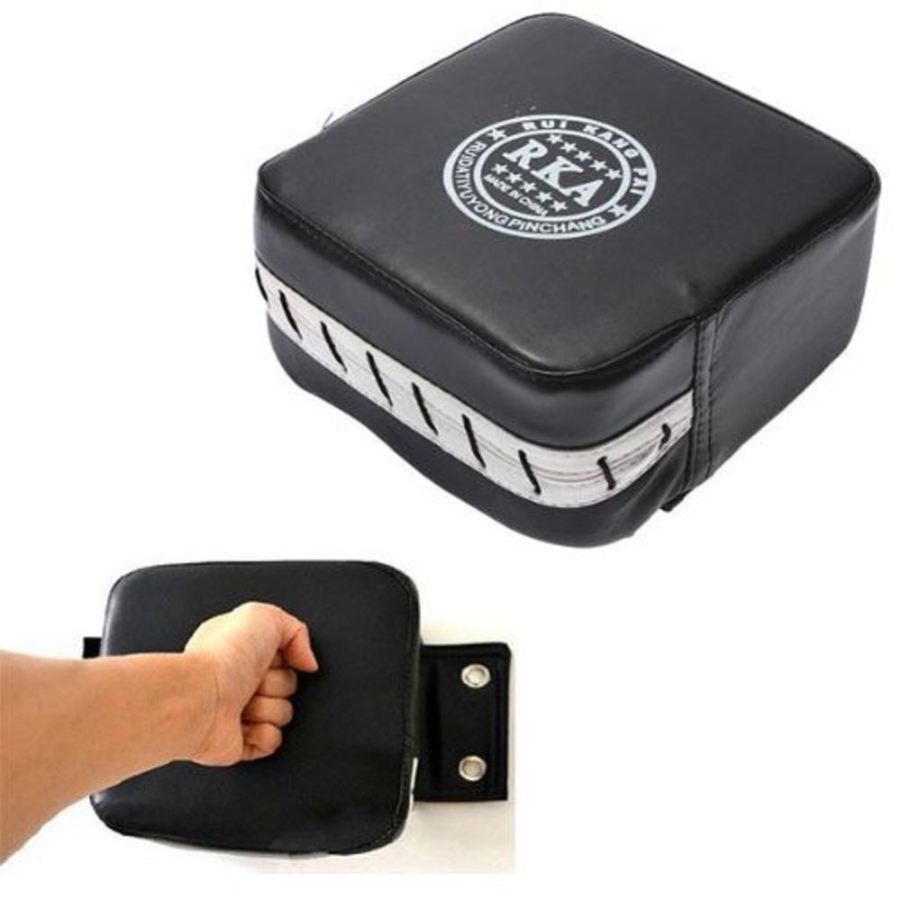 Fitness Boxing Punching Bag Wall Punch Target Focus Pads PU Sanda Taekwondo Sandbag Wing Chun Fight Training Bag