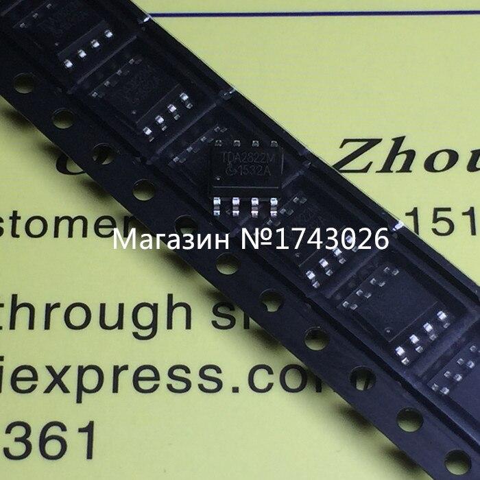 Оригинал 20 шт./лот TDA2822M TDA2822 IC усилитель мощности двухканальный аудио усилитель мощности чип SOP-8 Ic…