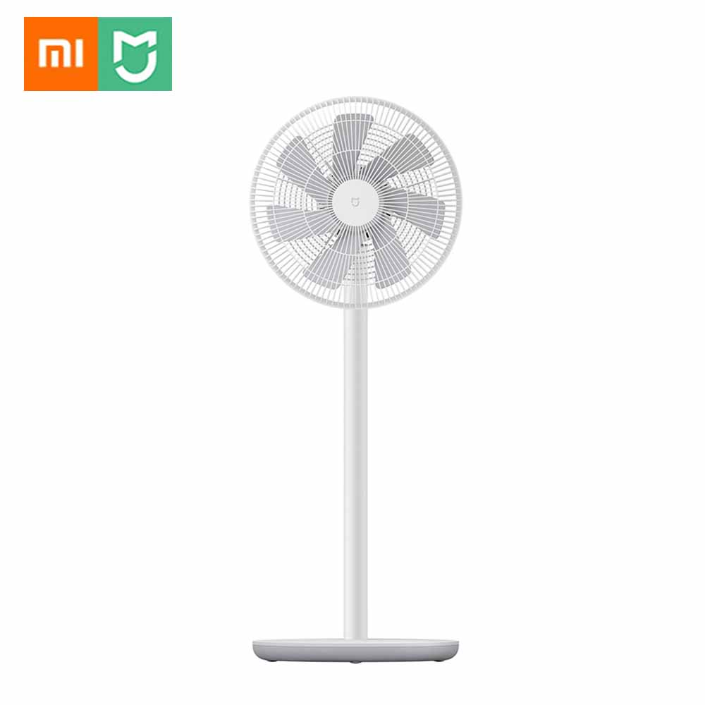 Xiaomi Mijia DC Frequency Standing Fan Variable Speed Inverter Saving Electricity Smart Floor Fan Intelligent Mute APP Control
