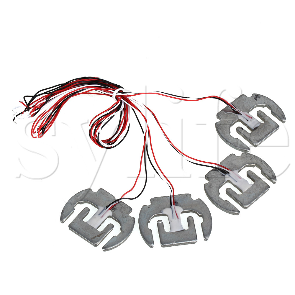 4 X Body Load Cell Weigh Sensor Resistance Strain Yzc 161d Sensors Wire Wiring 75kg Dc 5v 8v In Pressure From Tools On Alibaba Group