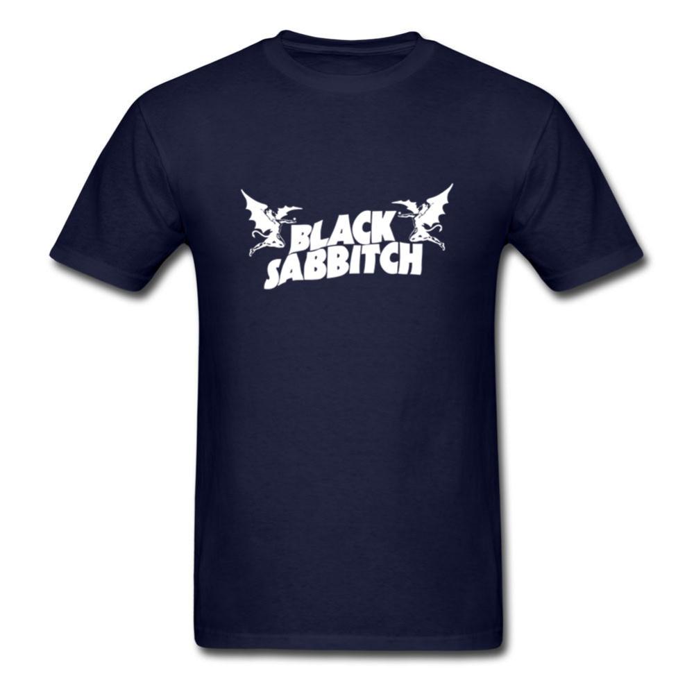 Sommer Us Tour T shirt Heavy Metal Rock Schwarz Sabbath Druck Natürliche...