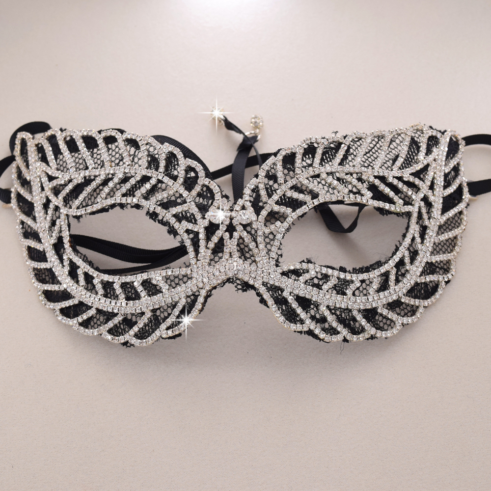 Buy masquerade masks crystal and get free shipping on AliExpress.com 234162d14f0c