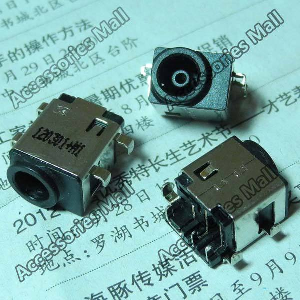 bilder für 105 pcsxoriginal neue dc spannung jack stecker für samsung np-305e5a 305v5a 300e np300e5a np300v5a np305e5a dc spannungjack-einfaßungs