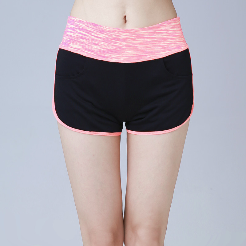 Women Workout Sport Gym Fitness Yoga Shorts Summer