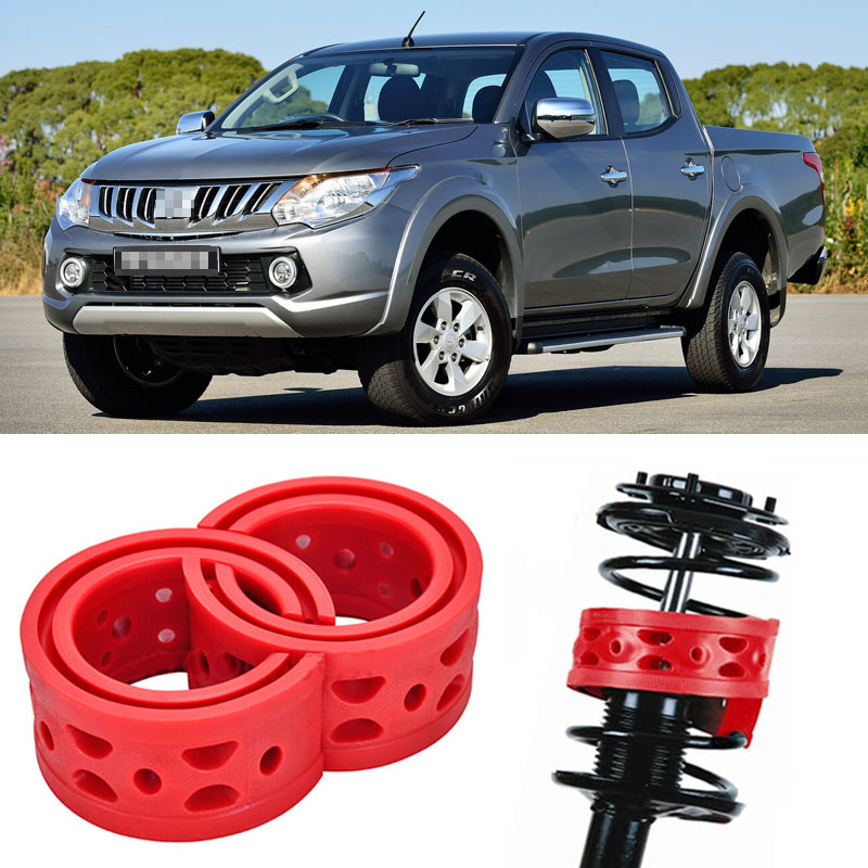 2pcs Super Power Rear Car Auto Shock Absorber Spring Bumper Power Cushion Buffer Special For Mitsubishi Triton|cushion cut engagement ring|cushion cotton|buffer used - title=