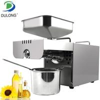 304 Stainless Steel Food Machine Peanut Sunflower Seed Oil Press Screw Type Oil Presser/Sesame Oil Presser