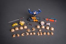 Dragon Ball Z Custom Trunks Super Saiyan SHF 15CM