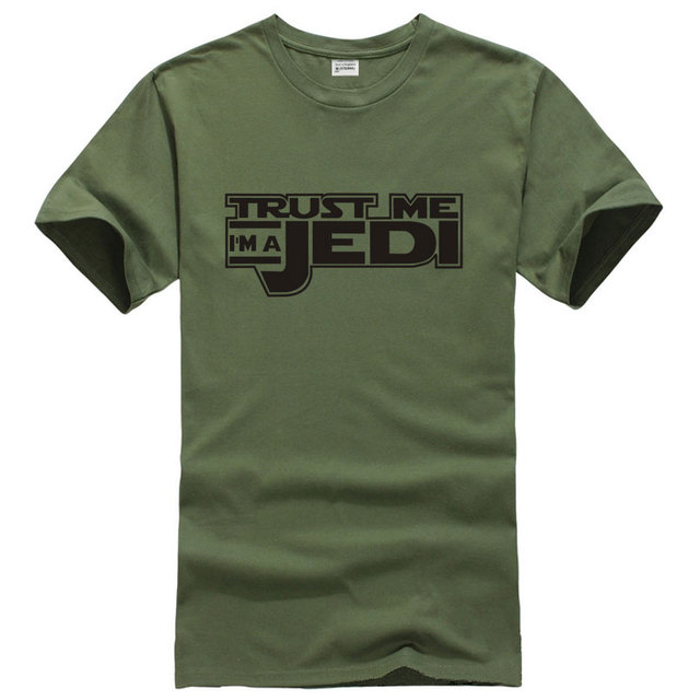 Trust me I'am a Jedi T-shirt (7 Colors)
