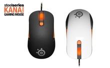 Freies verschiffen ursprüngliche SteelSeries Kana V2 maus Optical Gaming Mouse & mäuse Race Kern Professionelle Optische Spiel Maus