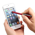 10 unids pen stylus táctil para ipad 1 2 3 iphone 5 3g 4 4S teléfono inteligente