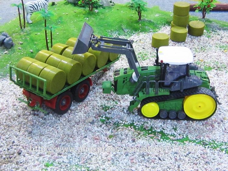 Remote Control Tractor Trailer Trucks : Detachable remote control big size kingtoy fun