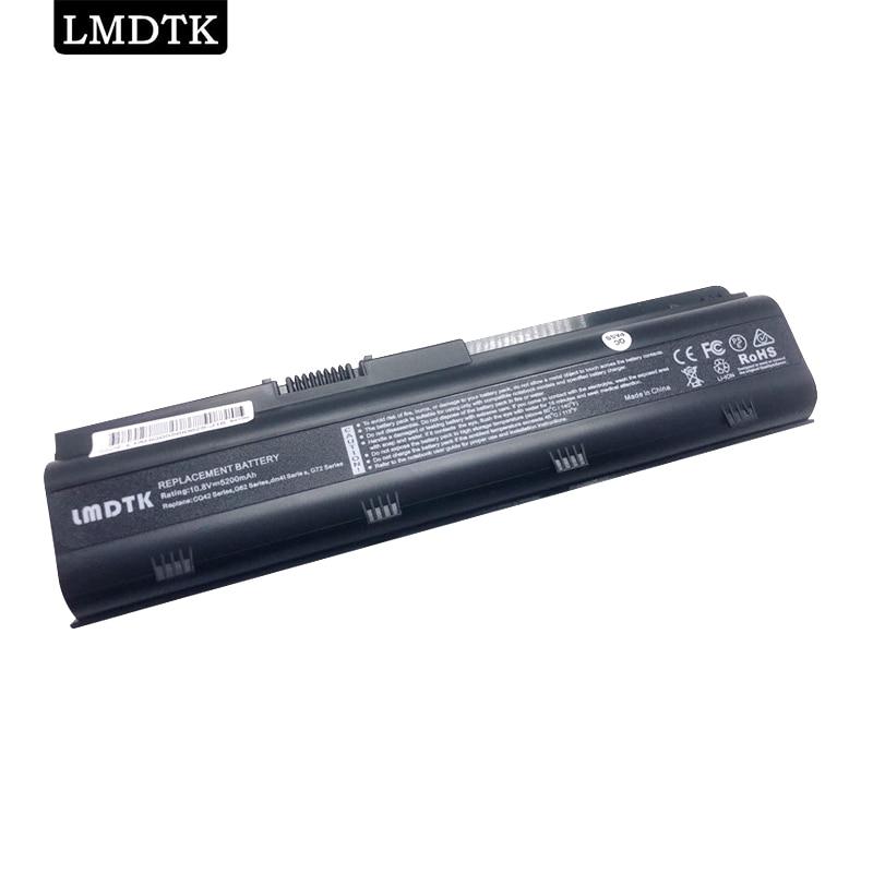 LMDTK HP G72 G62 G56 G32 G42 Pavilion dm4-1000 Pavilion dv3-2200 pulsuz çatdırılma üçün yeni 6 hüceyrəli noutbuk batareyası