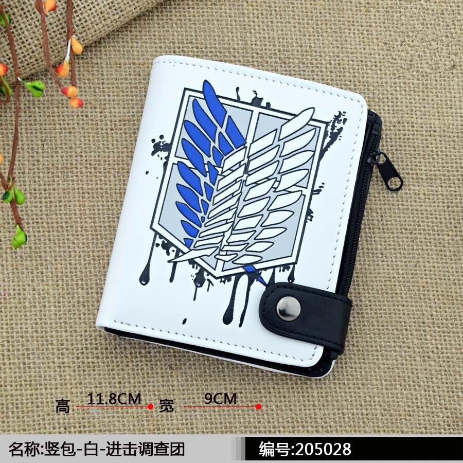 New Design Tokyo Ghou Sword Art Online WALLET Student Cartoon Wallet & Purse ID Credit Card Holder Leather Bag Wallet For Men