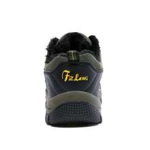 Men Hiking Shoes Breathable Waterproof Trekking Shoes Outdoor Climbing Sport Sneakers Mountain Boots