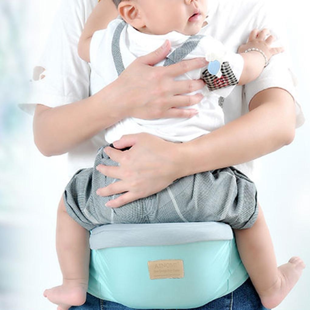 Waist belt Baby Carrier Waist Stool Walkers Baby Sling Hold Waist Belt Backpack Hipseat Belt Kids Infant Hip Seat|Backpacks & Carriers| |  - title=