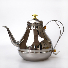 1.2L 1.8LStainless Steel Coffee Pot Mocha Espresso Latte Percolator Stove Coffee Maker Pot Percolator Drink Tool Cafetiere Latte недорого