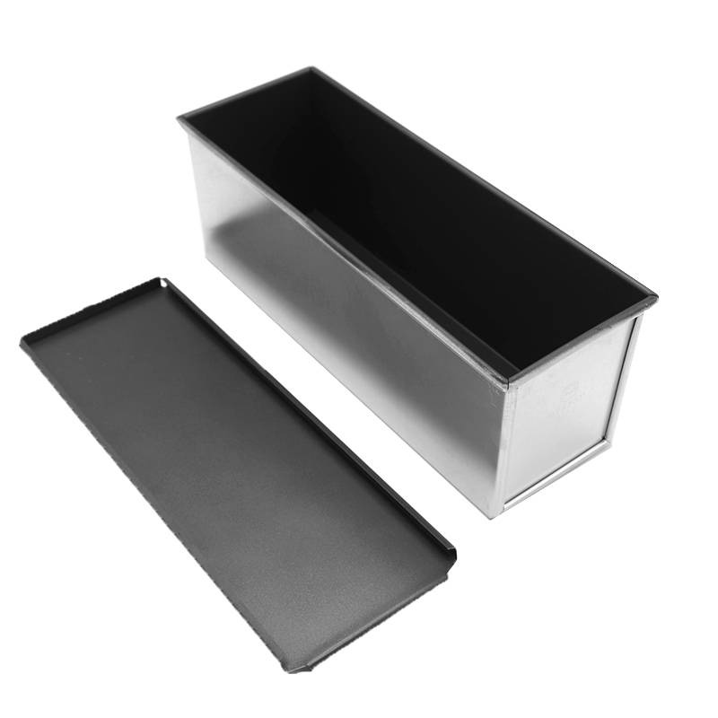 Detail Feedback Questions About 900g Non Stick Teflon Coating Bread Loaf Pan Toast Mould Aluminium Alloy Baking Mold On Aliexpress