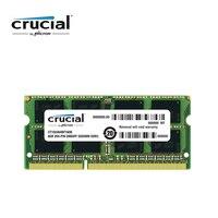 Crucial de memoria ram ddr3 8G 1600MHZ 1 35 V CL11 204pin PC3 12800 portátil de memoria RAM SODIMM Memorias RAM     -