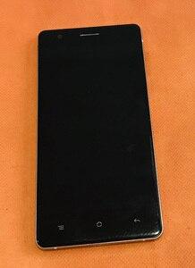 Image 1 - ישן מקורי LCD תצוגה + Digitizer מגע מסך זכוכית + מסגרת עבור CUBOT X16 S X16S 5.0 אינץ MT6735A Quad  Core משלוח חינם