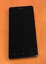 Old Original LCD Hiển Thị + Digitizer Màn Hình Cảm Ứng Glass + Khung cho CUBOT X16 S X16S 5.0 Inch MT6735A Quad  Core Miễn Phí Vận Chuyển