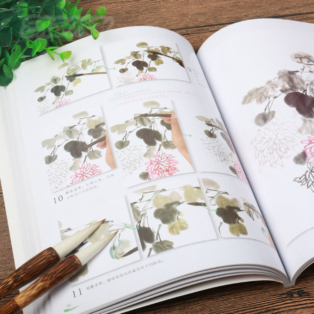Tienda Online Chino Cepillos tinta arte pintura sumi-e estudio ...