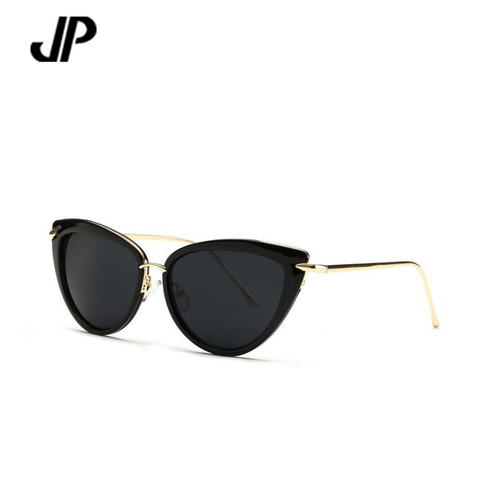 JP brand sunglasses women vintage glasses cat eye sun glasses fashion summer style glasses men oculos gafas de sol UV 400