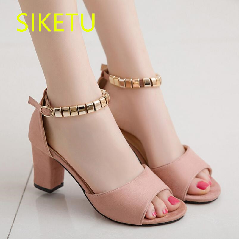 SIKETU 2017 Free shipping Spring and autumn high heels shoes fashion women shoes Wedding shoes summer sex Fish mouth pumps g422 siketu 2017 free shipping spring and autumn women shoes fashion high heels shoes wedding shoes sex was thin pumps g230