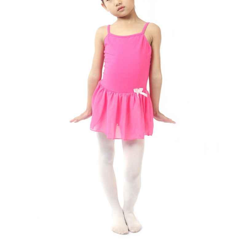 COCKCON/детское балетное платье для подростков без рукавов, гимнастическое трико для девочек, балетная пачка принцессы для малышей, платье для акробатики, Одежда для танцев
