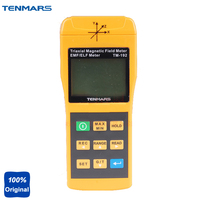TM 192 3 Axis Electromagnetic Radiation Detectors Magnetic Field Meter Extremely Low Frequency (ELF) of 30 to 2000Hz