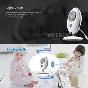 Image 2 - Wireless Baby Monitor VB605วิทยุNanny Babyfoon 2.4นิ้วBebeกับกล้องIR Night Vision Baby Sitter Babymonitor