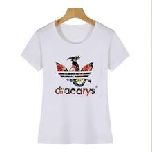 Mother of Dragons Flower T-Shirt  Women