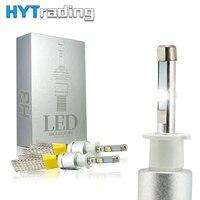 R3 Car LED Headlight XHP50 Kit H1 H3 H4 H7 H9 H11 H13 9005 HB3 9006 HB4 9600LM Automobiles Headlamp Fog Lamps White