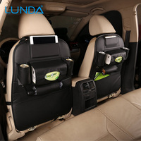 New Car Seat Storage Bag Hanging Bags Car Seat Back Bag Car Product Multifunction Vehicle Storage