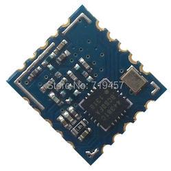 SI4438 модуль, RON1301, 20db-124 дБм, 2000 м модуль удаленного