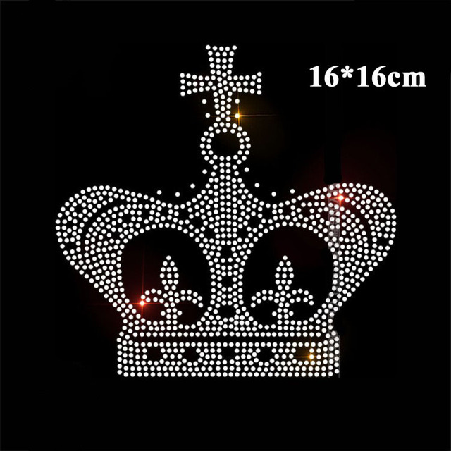 bd9ec0c9c5 US $5.0 |2pc/lot hotfix motif hot fix rhinestone transfer motifs iron on  crystal transfers design patches for shrit bag-in Rhinestones from Home &  ...