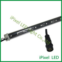 2M 1 5M 1M DMX Control RGB Led Digital Tube Smd 3535 Led Hurdle Light IP65