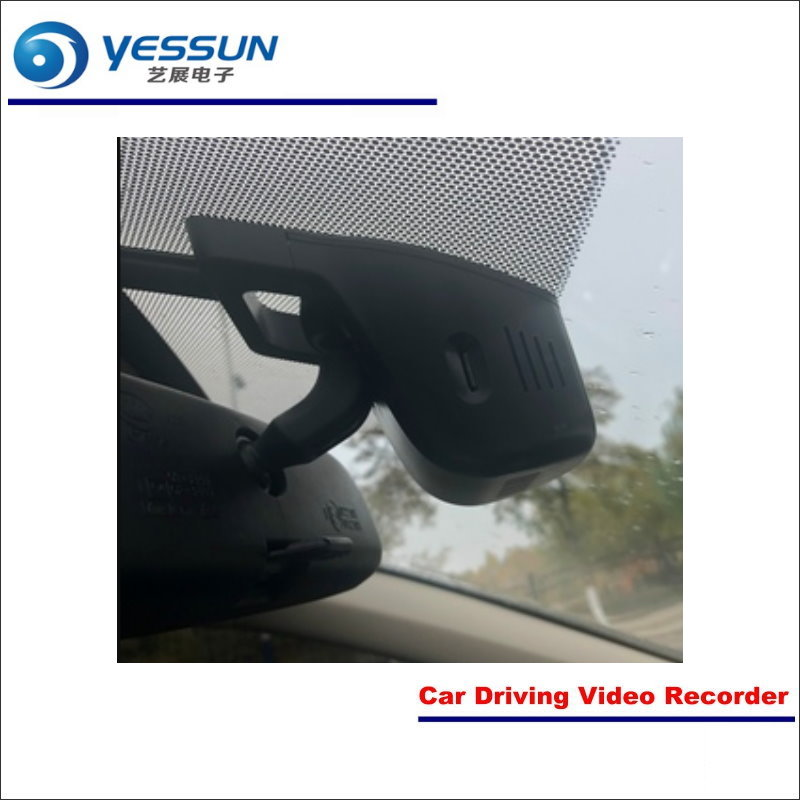 US $71 52 20% OFF YESSUN For Citroen C3 Aircross Car DVR Driving Video  Recorder Front Camera AUTO Dash CAM Plug OEM 1080P WIFI Phone APP-in  DVR/Dash