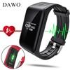 DAWO Smart Fitness Bracelet Waterproof IP67 Heart Rate Monitor Fitness Tracker Smart Wristband Android IOS Phone