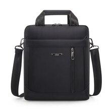 Portable Hand Work Business Office Male Messenger Bag Men Briefcase For Document Handbag Satchel Bussiness Partfel