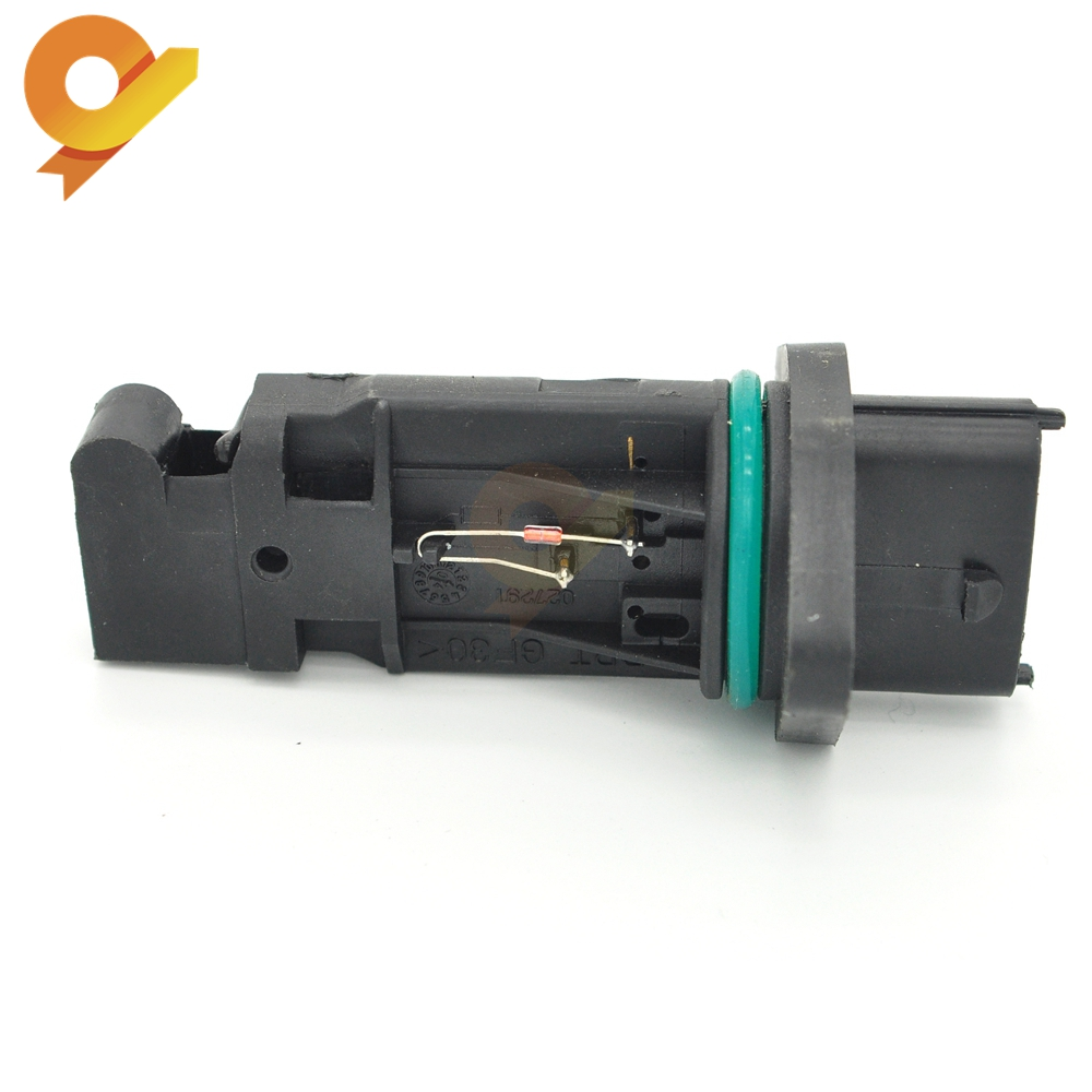 Mass Air Flow Meter MAF Sensor For Renault Espace MK IV Vel Satis BJ0 MPV 3.0 dCi 2002-2016 P9X715 P9X701 0280218079 F00C2G2051 genuine oem common rail pressure sensor drucksensor for renault espace iv jk0 1 1 9 2 0 2 2 3 0 dci 499000 4530 4990004530