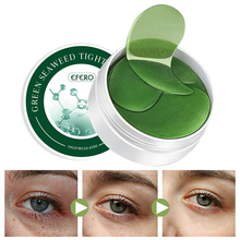 EFERO 60pcs Collagen Eye Mask Patches for Anti-Puffiness Face Care Under the Eyes Pad Dark Circle Remove Sleep