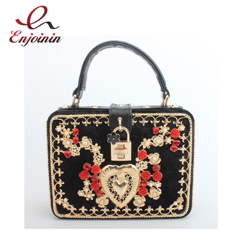 "Baroque Flower Pattern Alphabet Letter /""B/"" Womens Fashion Large Tote Ladies Handbag Shoulder Bag"