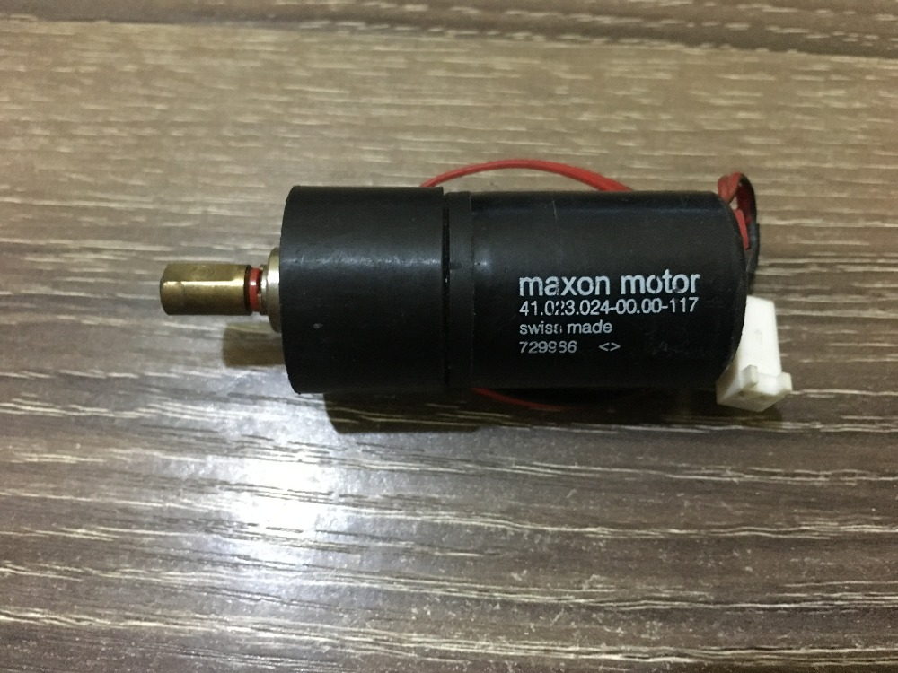 41 023 024 00 00 117 Used imported Swiss maxon motor micro motor DC geared motor 41.023.024-00.00-11741 023 024 00 00 117 Used imported Swiss maxon motor micro motor DC geared motor 41.023.024-00.00-117
