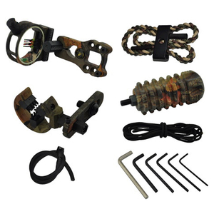 Image 5 - Archery Essential Compound Bow Accessories TP1000 Archer Upgrade Combo Sight Kits Shooting Hunting Set
