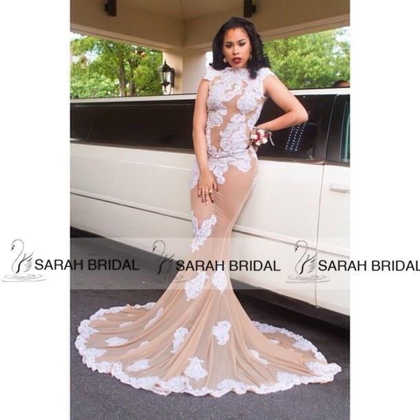 Prom dress color for dark skin