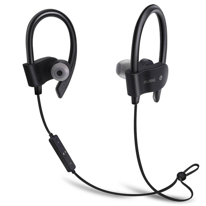 vikky 2016 S6 Earphone Headphones Auricular Bluetooth Headset Wireless Sports Stereo Ear Hooks with Microphone for iPhone 7 Pad bluetooth headset b5 wireless bluetooth stereo earphone headphones headset with microphone for iphone 7 xiaomi