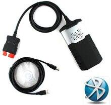 + Качество ds cdp + 150 TCS cdp С bluetooth один зеленый PCB новейшее программное обеспечение бесплатно keygen cdp + автомобилей/грузовиков диагностический инструмент