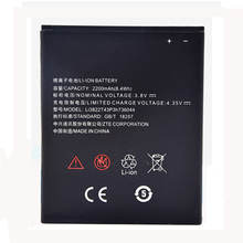 Origina High Capacity Li3822T43P3h736044 phone battery For ZTE Blade L4 A460 2200mAh