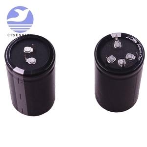 Image 2 - Farad condensateur 2.7V 500F 35*60MM Super condensateurs à travers le trou usage général 2.7V500F condensateur deux pieds/quatre pieds