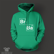 breaking bad logo letter men women unisex pullover hoodie heavy hoody 800g weight cotton with fleece comfortable Free Shipping